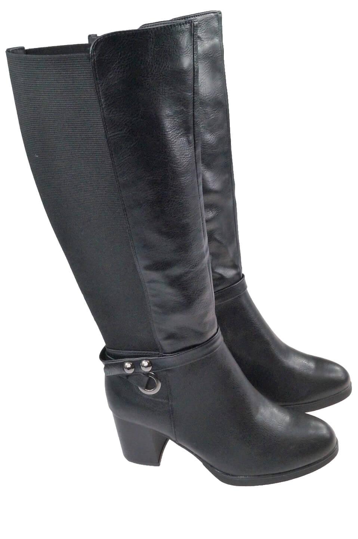 bb3af5f4ed13 Lang støvle - Størrelse 36 til 41 - Skoskabet